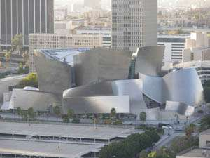 Opera Disney Hall, Los Angeles
